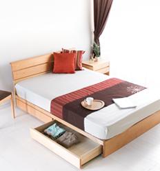 ETERNO ベッド